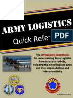 US Army Logistics Quick Reference Guide