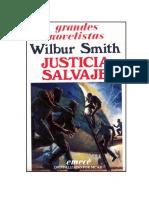 JUSTICIA SALVAJE - Wilbur Smith.pdf