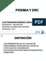 Dislipidemia y ERC - Final