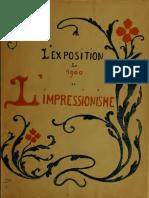 Mellerio et al. - 1900 - L'Exposition de 1900 et l'Impressionnisme