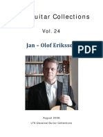 LTS Solo Guitar Collections - Jan Olof Eriksson