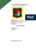 Informe de preparacion insumos para pollo 2(1)