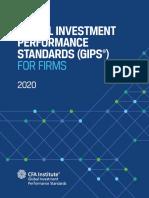 2020 Gips Standards Firms