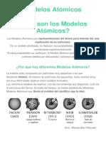 Modelos Atómicos - metales - no metales - metaloides y elementos quimicos y configuracion electronica.pdf