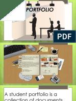 Final Portfolio Presentation