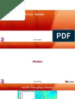 HSPA Throughput & User