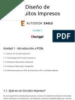 Diseño de Circuitos Impresos - Unidad 1