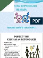 KESPRO REMAJA-ppt XII koto Kampar1