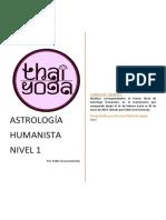Astrología Humanista Por Pablo Gowezniansky