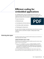 Efficient Coding