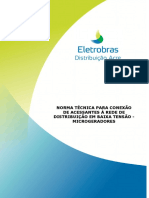 Norma energia solar Amazonas energia