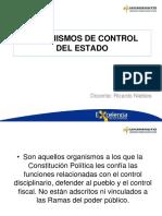 ORGANIZMOS DE CONTROL
