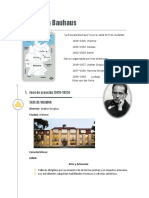 Sedes de La Bauhaus