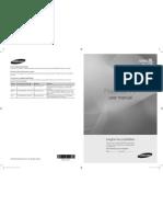 Samsung Pn50c550 Manual