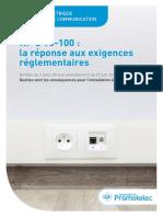 Promotelec Brochure NF C 15 100 1310