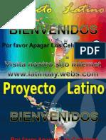 Proyecto Latino Italia 2010 Herbalife Presentacion