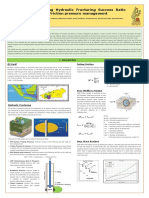 Friction Pressure Management in Hydraulic Fracturing Operation