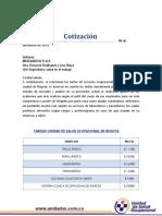 COTIZACION CEKAED SECURITY LTDA 2