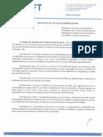 Resolução Nº 089.2019 - Prerrogativas e Atribuições Dos Técnicos Industriais Com Habilitação Em Agrimensura e Geoprocessame