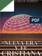 ALMEIDA, J. C., Nueva Era y fe cristiana, San Pablo, Bogotá 1995.pdf