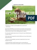 18 Tips Para Leer Mejor la Biblia.docx