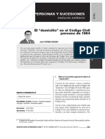 0 EL_DOMICILIO_EL_EN_CODIGO_CIVIL_DE_1984