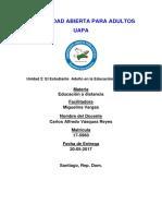 Educacion A distancia Unidad II.docx