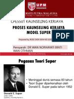 PROSES KAUNSELING SUPER