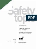 SS405 Office Lighting