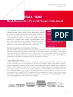 RG-WALL 1600 Next-Generation Firewall Series Datasheet_2018.12.28