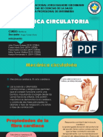 MECANICA CIRCULATORIA  COMPLETO