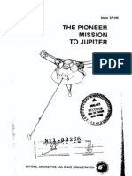 The Pioneer Mission to Jupiter