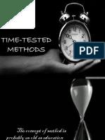 TIME-TESTED METHODS IN ENGLISH LANGUAGE TEACHING.pptx