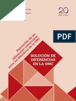 SOLUCIÓN DE DIFERENCIAS EN LA OMC.pdf