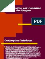 25 Trastorno por consumo de drogas.ppt