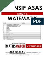 [Dwibahasa] Modul Latihan Asas Matematik Tahun 6