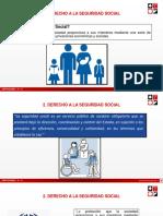 DERECHO A LA  SEGURIDAD SOCIAL - LEON