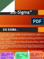 Six-Sigma