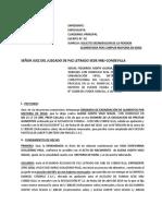 Demanda Extinción de Alimentos 26.09.19 COPIA