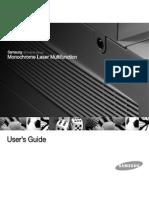 Samsung SCX-6345N Users Guide