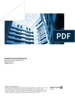 Alcatel Lucent AP1101-User Manual