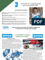 Thomas Peru Décathlon Anglais