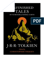 [2012] Unfinished Tales of Numenor and Middle-earth by J.R.R. Tolkien |  | Houghton Mifflin Harcourt