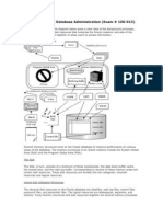 Oracle OCP Admin Exam