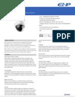 Cctv Cam Ipc-d1b20_datasheet