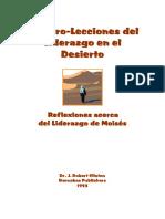 Clinton J. Robert.  7 Macro Lecciones del liderazgo en el Desierto Moises