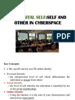 The Digital Self