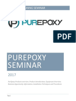 PurEpoxy_Training_Seminar_2017