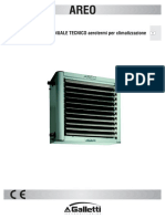 Manual Tehnic Aeroterme Apa Rece Apa Calda Galletti Areo[1]