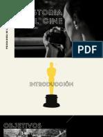 Historia del cine salvadoreño presentación